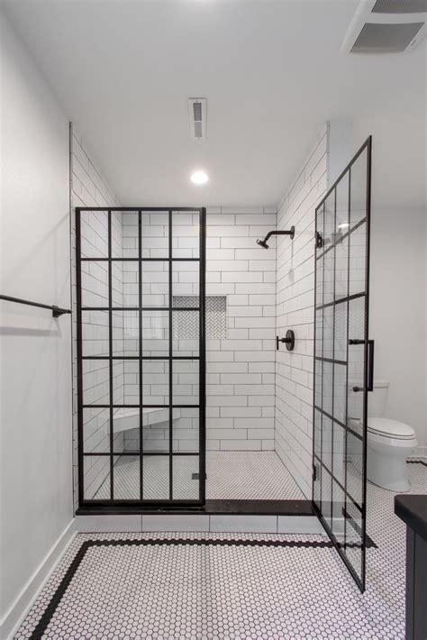 black white delafield master bath kowalske kitchen bath