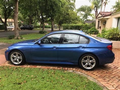 Bmw Lease Miami by Bmw 3 Series Car Lease In Miami Coral Gables