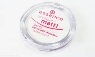 essence all about matt fixing compact powder mateja 39 s