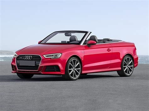 Audi Convertible by New 2018 Audi A3 Price Photos Reviews Safety Ratings