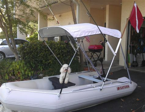 Zodiac Vs Jon Boat by 4 Bow Sun Shade Canopy Bimini Tops For Boats