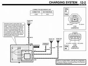 2006 Mustang Gt Alternator Wiring Diagram
