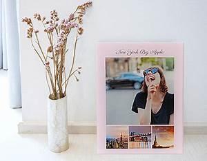 Tableau Pele Mele Photo : tableau p le m le plexi tableau plexiglass personnalis photoweb ~ Teatrodelosmanantiales.com Idées de Décoration