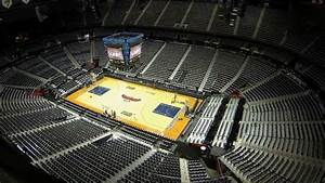 Philips Arena Gets Playoff-ready