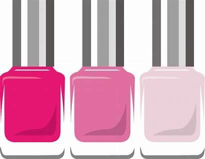 Clipart Manicure Nail Transparent Polish Nails Cliparts
