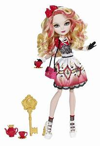 Ever After High Hat-Tastic Apple White Doll : Target