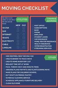 To Do List Déménagement : must have moving checklist and stress saving tips blogginglikeaboss pinterest ~ Melissatoandfro.com Idées de Décoration