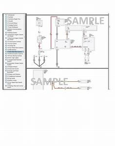 Ford Ranger Px 2015 Color Wiring Diagrams Schematics Cd