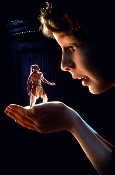 The Indian In The Cupboard Trailer by The Indian In The Cupboard 1995 Starring Hal