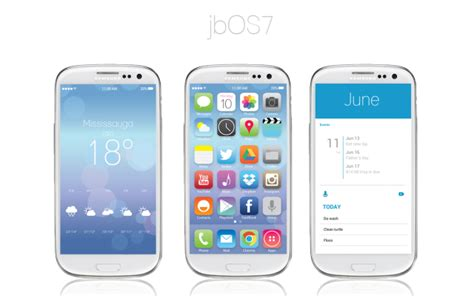 install ios on android ios 7 le th 232 me android