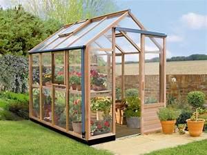 Kit Serre De Jardin : serre de jardin juliana classic 4 4 m verre tremp ~ Premium-room.com Idées de Décoration