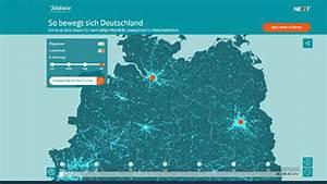 Telefonica Germany Gmbh Co Ohg Rechnung : telef nica next visualisiert verkehrsdatenbasis business geomatics ~ Themetempest.com Abrechnung