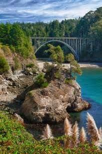 Russian Gulch Bridge Mendocino