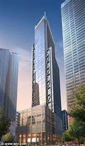 World Trade Center Building Planned   Stories