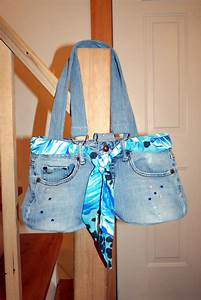 DIY u2013 Jean Book Bag! | BFF.tv