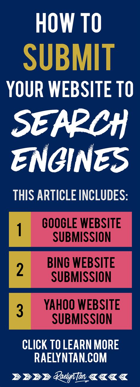 submit to search engines submit website to search engines