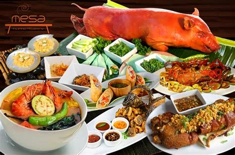 50% Off Mesa Filipino Moderne Sm Lucena`s Food & Drinks Promo
