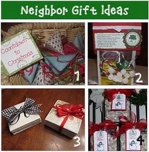 Cheap Neighbor Christmas Gift Ideas homemade} Tip Junkie