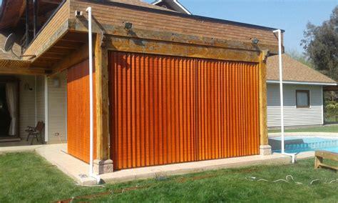 ofertas en cortinas ofertas cortinas hanga roa para quincho terraza 28 500