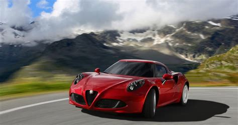 alfa romeo   largely revamped   top speed