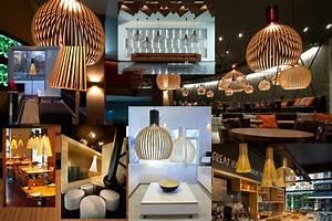 Hängeleuchte Holz Design : secto kontro 6000 h ngeleuchte birke natur pendelleuchte holz ~ Markanthonyermac.com Haus und Dekorationen