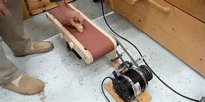 Sander Table Und Home : why buy a belt sander when you can build your own ~ Sanjose-hotels-ca.com Haus und Dekorationen