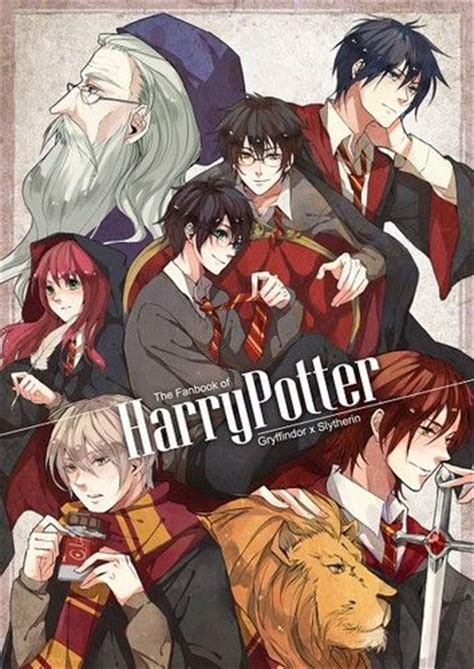 Harry Potter Anime Wallpaper - 78 best images about harry potter anime adaptations on