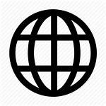 Icon Website Transparent Globe Browser Earth Global
