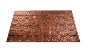 copper backsplash tiles for kitchen copper tiles kitchen backsplash a kitchen
