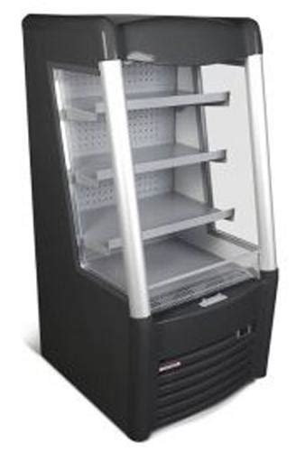 atc coolers ac   cuft open air merchandising cooler