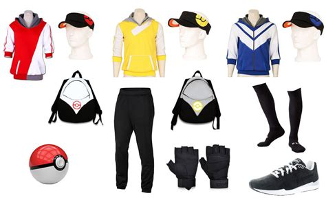 Pokemon Go Trainer Costume   DIY Guides for Cosplay ...