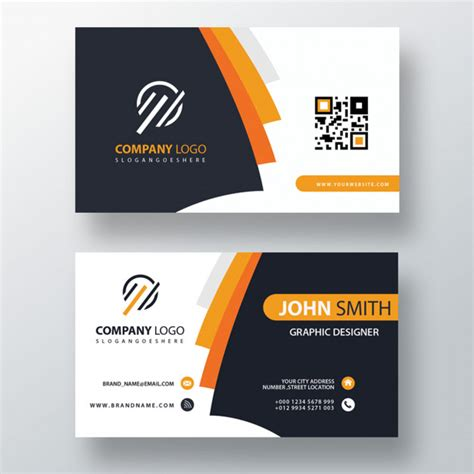 visiting card background vectors   psd files
