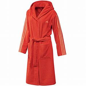 Adidas Bademantel Damen : adidas performance 3 stripes bathrobe damen bademantel energy orange fun sport vision ~ Eleganceandgraceweddings.com Haus und Dekorationen