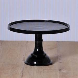 Tortenplatten Mit Fuß : baker cake stand tortenplatte mit fu in schwarz cake stands bei home of cake ~ Eleganceandgraceweddings.com Haus und Dekorationen