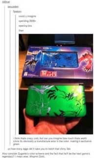 Brionne Shiny Pokemon