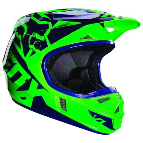 motocross gear brands fox racing green