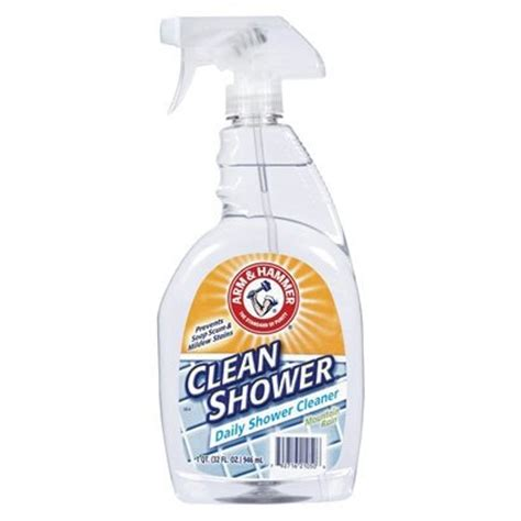 shower cleaning best shower cleaner ever home sweet home pinterest