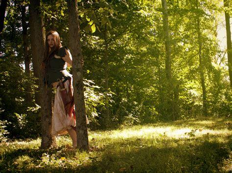 Woodland Elf 2 By Ailvayn On Deviantart