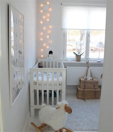 habitaciones de bebe  guirnaldas decoracion bebes