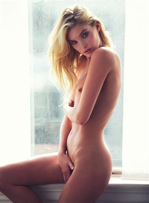 Swedish Model And Basketball Player Elsa Hosk Nude Photos