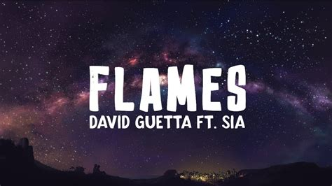 Flames (extended Mix)