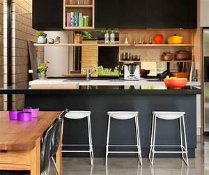 Dco Petite Cuisine Ouverte Deco Maison Moderne