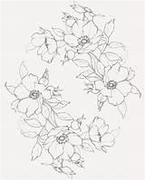 Flowers Whimsical Flower Drawing Bulb Drawings sketch template