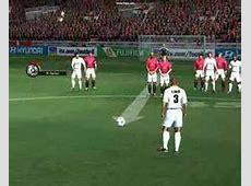 Fifa 2003 ManUtd VS RMadrid YouTube