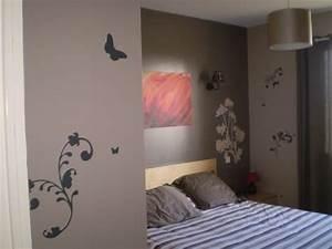 Peinture Chambre Adulte 2 Couleurs : chambre 2 7 photos patrice ~ Zukunftsfamilie.com Idées de Décoration