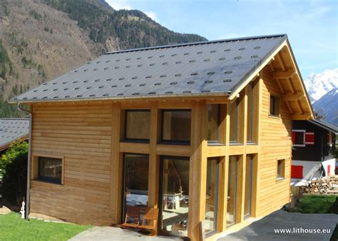 Wooden Houses : Building Eco Wooden House
