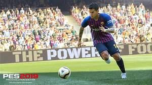 Pro Evolution Soccer 2019 PS4 The Gamesmen