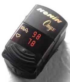 Nonin 9500 Finger Pulse Oximeter : Nonin 9500N : Medical