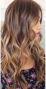 Ombré Hair Marron Caramel : tous les ombr s hair les plus tendances ~ Farleysfitness.com Idées de Décoration
