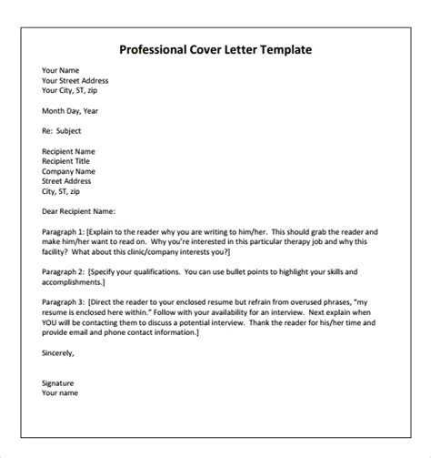 Cover Letter For A Physical Therapist by Sle Physical Therapist Cover Letter 9 Documents In